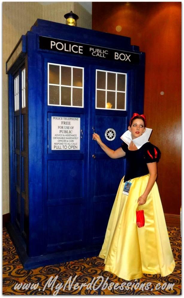 Snow White in the TARDIS