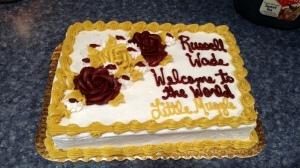 Wade's cake